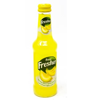 FRESHER BANANA & MELON DRINK 250MLx24