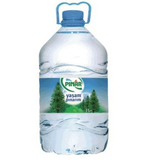 MINERAL WATER 5LTx4