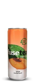 PEACH ICED TEA CAN 330MLx12