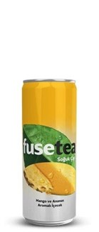 MANGO ICED TEA CAN 330MLx12
