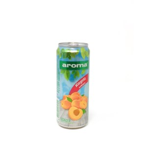 APRICOT NECTAR -CAN 330MLx24