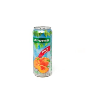 PEACH NECTAR -CAN 330MLx24