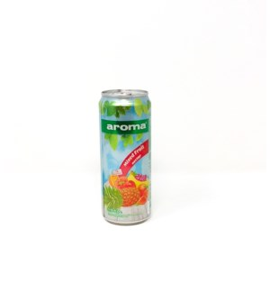 MIXED FRUIT NECTAR -CAN 330MLx24