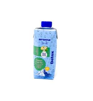 FUNCTIONAL WATER - DETOX 330MLx12