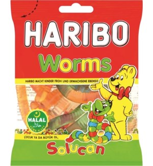 WORMS 160GRx30