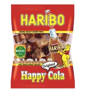 HAPPY COLA 160GRx30