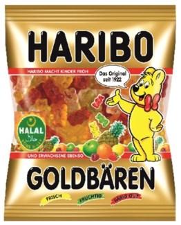 GOLD BEAR 160GRx30