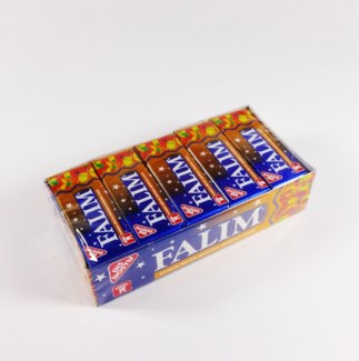 MIXED FRUIT FLAVOUR (KARIŞIK MEYVALI) GUM 100PC