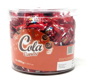 COLA CANDY  800GRx12 (R.PROMO)