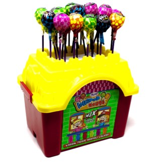 Lollipop House 100pcs x 6