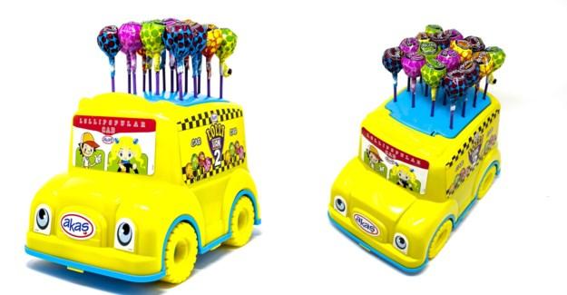 Lollipop Taxi 100pcs x 4