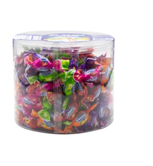 ASSORTED FRUIT CHEWY CANDY  800GRx10