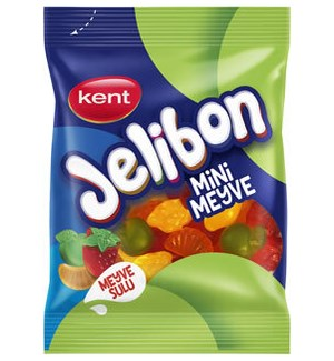 JELIBON FRUIT  80G*24