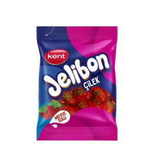 JELIBON STRAWBERRY  80G *24