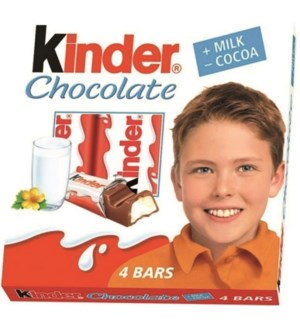 KINDER CHOCOLATE 50GRx20 (NO RETURN PROMO)