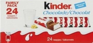 CHOCOLATE 150GRx24