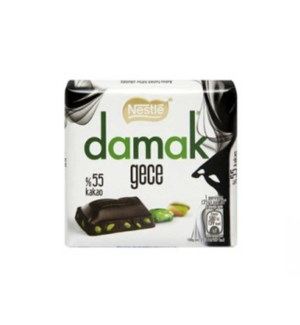 DAMAK GECE CHOCOLATE  65GRx6X24