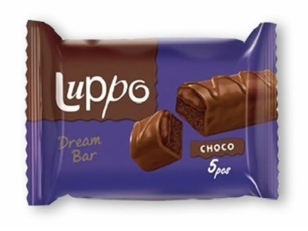 LUPPO DREAM BAR CACAO 30Gx5x12