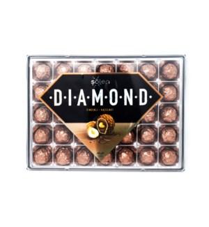 DIAMOND CHOCOLATE GIFT BOX  440Gx6