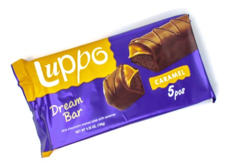 LUPPO DREAM BAR CARAMEL 30Gx5x12