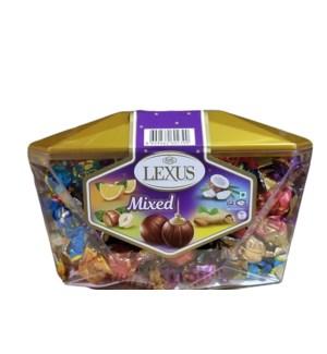 LEXUS MIX ASSORTED CHOCOLATE 600Gx6