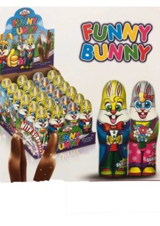 FIGURE CHOCO FUNNY BUNNY 38Gx24x6