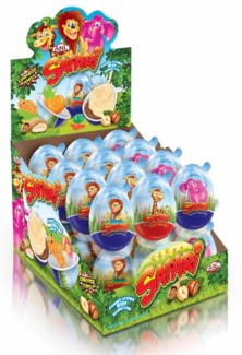 SUPRISE CHOCO SAFARI 15Gx24x6 (SUMMER PROMO)