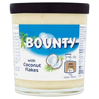 BOUNTY COCONUT SPREAD 200Gx6