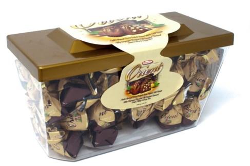 TRUFFLE  LUX COFFEE W/HAZELNUT 750GRx6