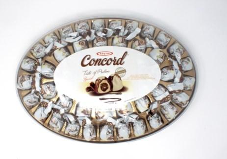 TRUFFLE ELIPS CONCORD 540grx6