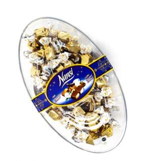 COMPOUND CHOCOLATE MINI CONDOL MILK 500GRX9