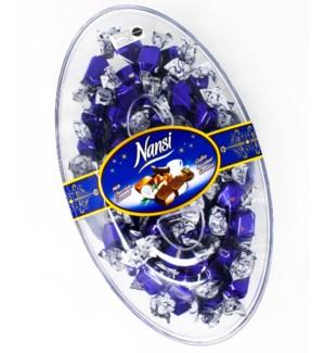 COMPOUND CHOCOLATE MINI CONDOL CHOCOLATE 500GRX9