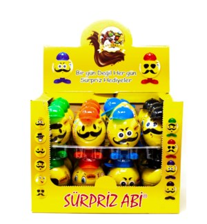 SURPRISE ABI 24 PC CHOCOLATE BOX