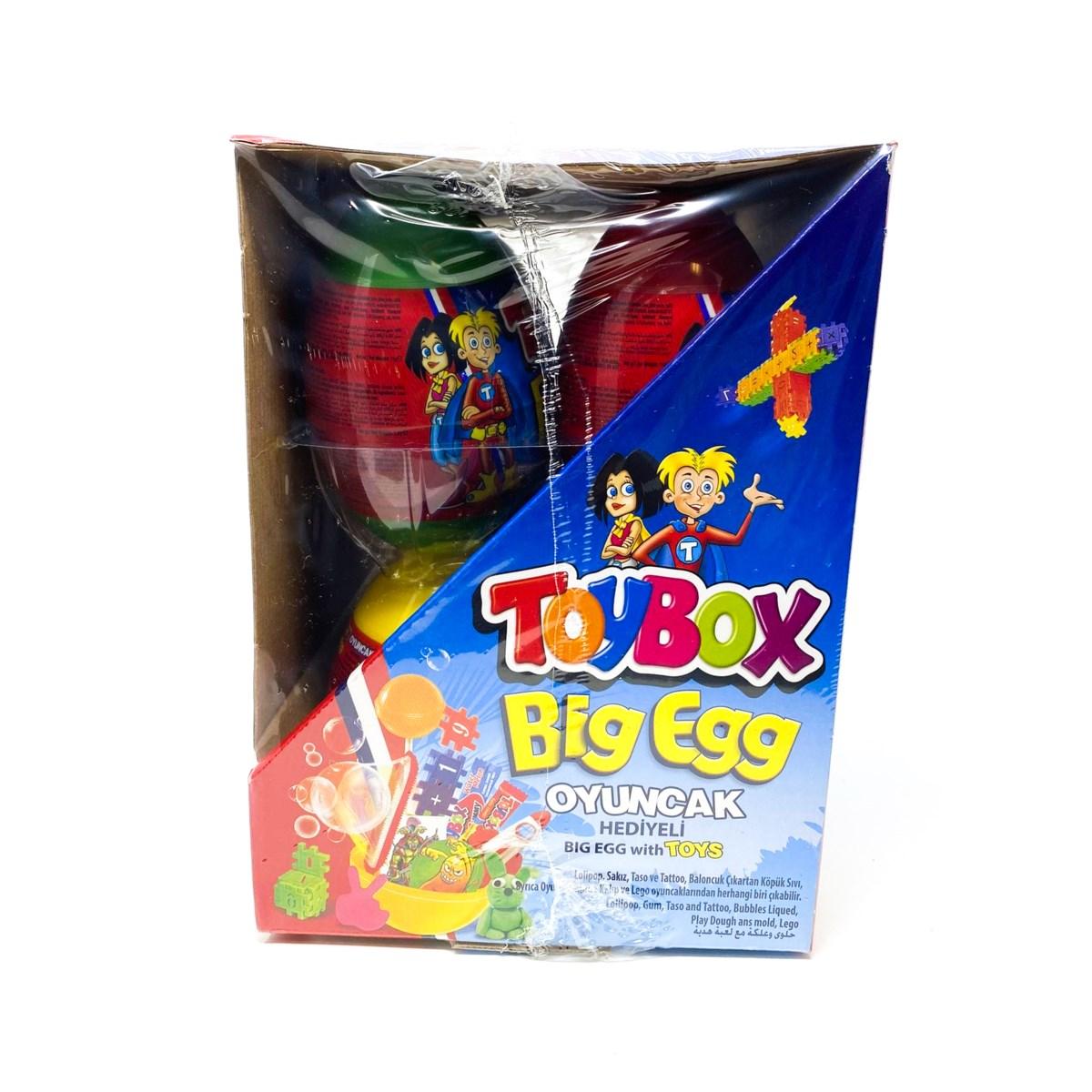 TOYBOX BIG EGG 12PCx1