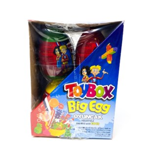 TOYBOX SEMSIYE CHOCOLATE 26GRX30pcs