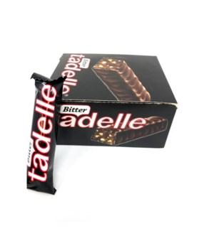 TADELE CHOCOLATE HAZELNUT BITTER 30GRX20
