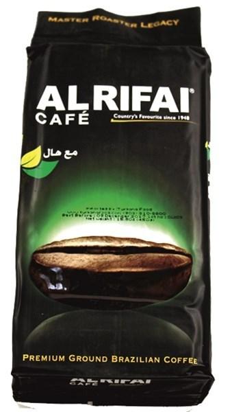 AL RIFAI COFFEE W/CARDAMOM 450GRx10