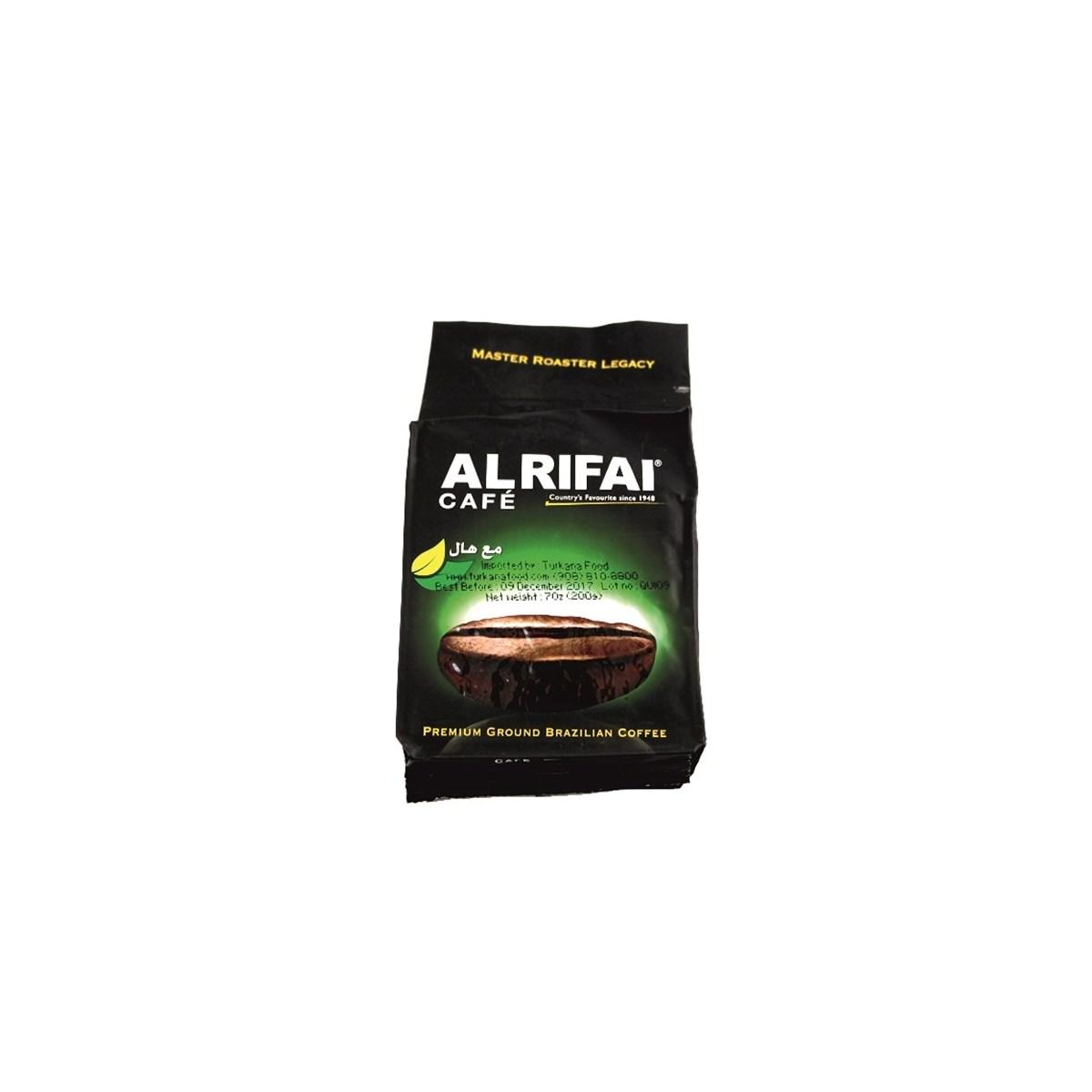 AL RIFAI COFFEE W/CARDAMOM 200GRx20