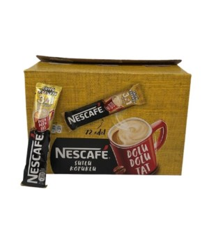 NESCAFE MILKY FOAMY 72PC