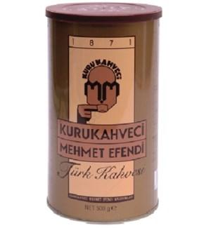 TURKISH COFFEE 500GRx6