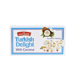 DELIGHT NUTS & COCONUT (857) 454GRx12
