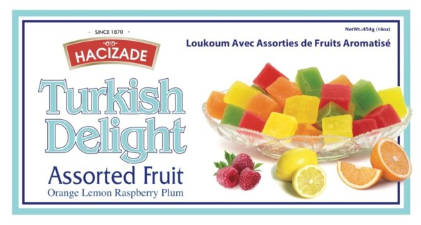 DELIGHT MIX FRUIT (855) 454GRx12