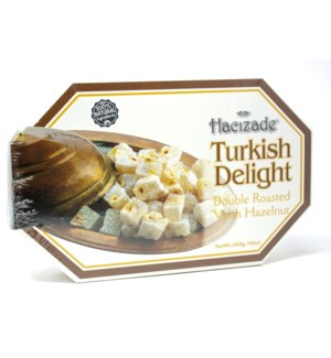 DELIGHT DOUBLE ROASTED W/HAZELNUT 454GRx12