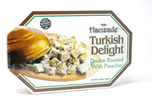 DELIGHT DOUBLE ROASTED W/PISTACHIO 454GRx9