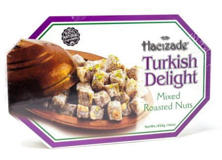 DELIGHT MIXED ROASTED NUTS  454GRx9