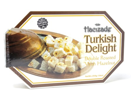 DELIGHT DOUBLE ROASTED W/HAZELNUT 454GRx9