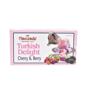 DELIGHT CHERRY & BERRY  454GRx12