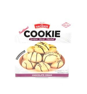 COOKIE/ MINI CHOCOLATE CREAM 350 GRx12