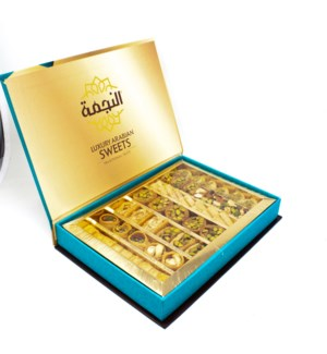Premium Luxury Arabian Sweets 450grx10