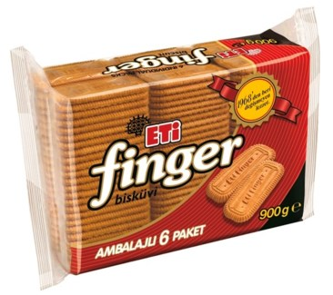 FINGER BISCUIT 900GRx5